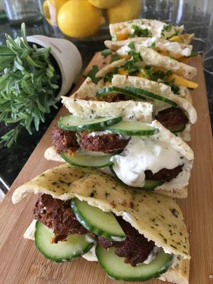 Picture of Greek Vegetarian Mezze
